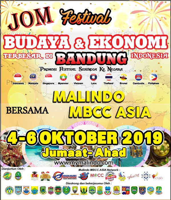Festival Budaya & Ekonomi Terbesar di Bandung